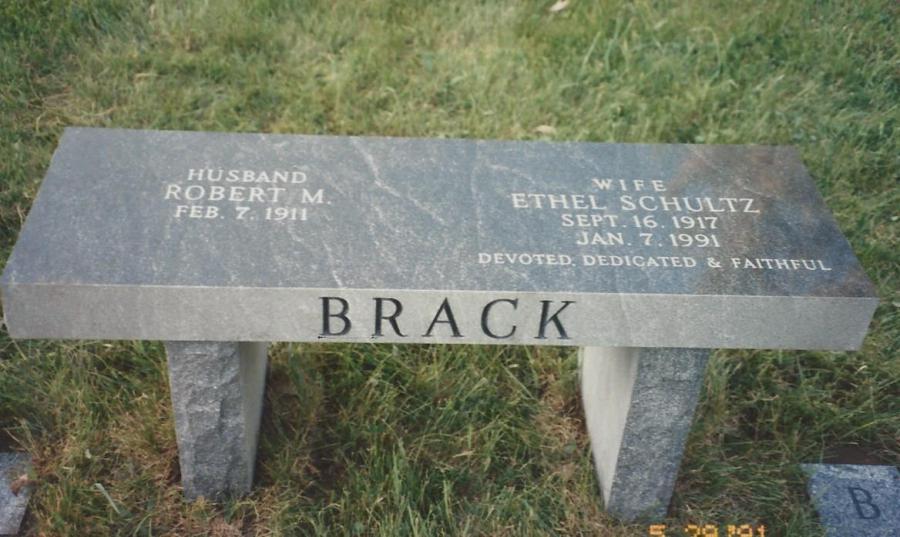 Brack Bench